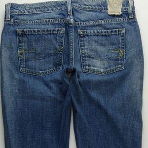 Chip & Pepper Boot Cut Jeans Women's 28 Low A435J